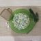 Фото Салат из черемши с кукурузой