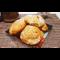 Фото Мягкое печенье с фруктами
