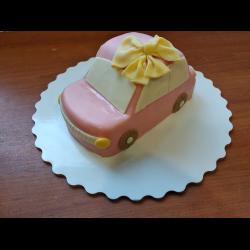 """Рецепт: Торт """"Машинка"""""""