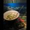 Фото Паштет из печени трески с овощами