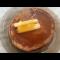 Фото Панкейки с медом и сливочным маслом