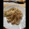 Фото Паста соломка с креветками