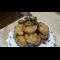 Фото Овсяное печенье с ржаной мукой, с сухофруктами и семечками
