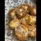 Фото Сырники творожные с сахарной пудрой