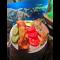 Фото Картофельные роллы с вкусными начинками