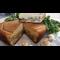 Фото Заливной пирог с капустой на кефире