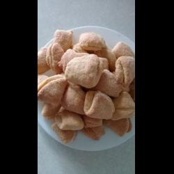 Рецепт: Вкуснейшее творожное печенье с секретиком