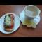 Фото Горячие бутерброды к кофе
