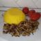 Фото Мамалыга с мясом по - молдавски