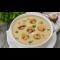 Фото Картофельный суп-пюре с грибами