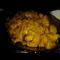 Фото Картошка с квашеной капустой и мясом