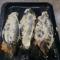 Фото Линь, запеченный с морковью