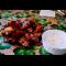 Фото Сливочные крылышки со сметанным соусом