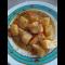 Фото Баранина с маринованной картошкой