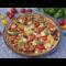Фото Пирог с помидорами черри и сыром фета