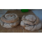 Фото Ржаные бублики и булочки с чесноком