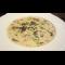 Фото Молочный суп с грибами