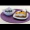 Фото Творожно-персиковый пирог