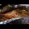 Фото Голень индейки запеченная в фольге