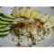 Фото Филе минтая, запеченное в сметанно-сырном соусе