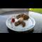Фото Клубнично-щавелевые оладьи