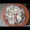 Фото Пицца на мексиканском лаваше