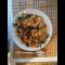 Фото Суп грибной на бульоне из копченых куриных бедрышек