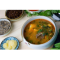Фото Серяги тя мури-корейский суп из молодой сушеной пекинской капусты