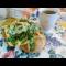 Фото Хлеб запеченный с зеленью и сыром в духовке