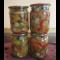 Фото Консервированный салат из овощей и шампиньонов