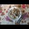 Фото Жареные грибы дождевики с курицей в сливочном соусе