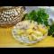 Фото Томленая картошка с молоком и мясом