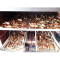 Фото Сушеные грибы в печи