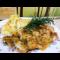 Фото Тушеные боровики с жареной картошкой