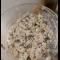 """Фото Кальмаровый салат """"Сердце Адриатики"""""""