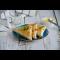 Фото Конвертики из лаваша с картошкой
