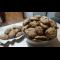 Фото Печенье на маргарине с орехами и курагой