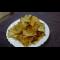 Фото Луковые чипсы из лаваша