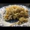 Фото Паста с рыбным соусом